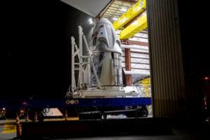 СШАпоказали разрушителя монополии России впилотируемой космонавтике