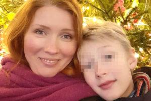 Погиб сын-подросток актрисы Юлии Дробот
