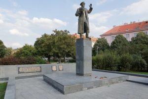 Коммунисты Чехии просят вернуть памятник Коневу на прежнее место