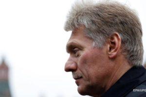 В Кремле документы дезинфицируют спреями – Песков