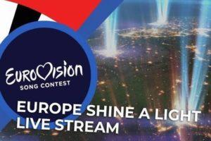 онлайн-трансляция шоу «Европа зажигает огни»