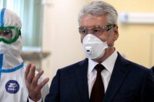 По мнению Собянина Москва к полноценной жизни вернется не скоро