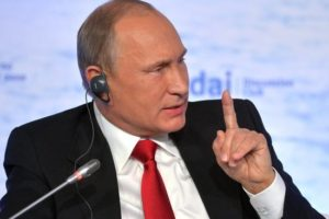 Путин призвал отказаться от «квасного и затхлого» патриотизма