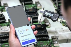 Samsung представила смартфон Galaxy A Quantum, который нельзя взломать