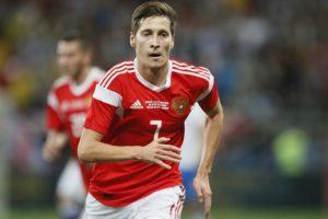 СМИ сообщили о намерении игрока ФК «Зенит» Кузяева перейти в европейский клуб