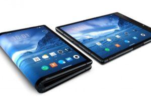 Royole FlexPai может стать первым в мире складным смартфоном – SENSOR 24