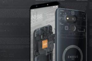 Смартфон-майнер HTC Exodus сможет «отбить» свою цену за 170 лет – SENSOR 24