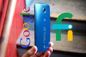 Виртуальный оператор Google Fi скоро появится на большинстве смартфонов – SENSOR 24