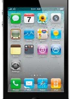 Параметры телефона Apple iPhone 4 32Gb — новости