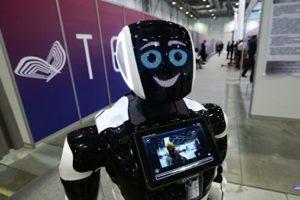 Китайские компании заинтересовались роботами Promobot