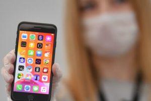 Не пускает в приложения. Обладатели гаджетов Apple сообщили о сбое