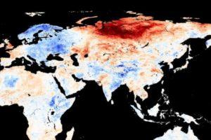 Климатологи обеспокоены аномальной жарой в Сибири