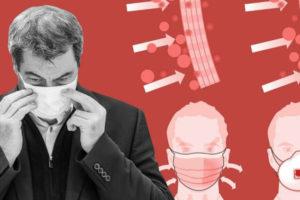 Последствия использования защитных масок – что нужно знать?