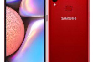 Смартфон Samsung Galaxy A10s получил экран Infinity-V и ёмкий аккумулятор