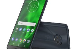 Смартфоны серии Moto G6 представлены официально