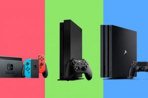 NPD Group: в январе Nintendo Switch обошла конкурентов, самая покупаемая игра — Kingdom Hearts III