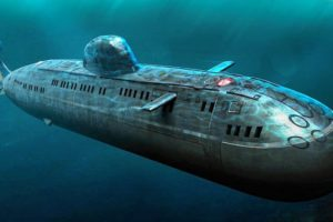 Самая большая подводная лодка и история создания субмарин