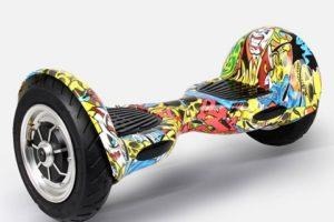 Гироскутер: модный и элегантный вид транспорта для активной молодежи