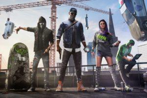 Ubisoft прокомментировала слабый старт продаж Watch Dogs 2