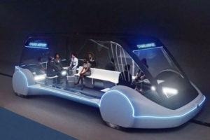 Tesla может сделать электрическую «маршрутку» на базе Model 3