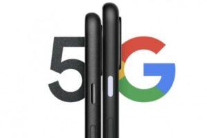 Анонсированы Google Pixel 4a, Pixel 4a 5G и Pixel 5 5G