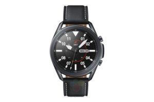 Samsung Galaxy Watch 3: спецификации и рендеры