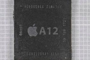 Однокристальная система Apple A12 будет на 20% быстрее и на 40 процент энергоэффективнее предшественницы