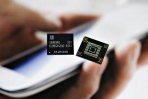 Samsung начала производство памяти, объединившей DRAM и NAND flash в одном корпусе