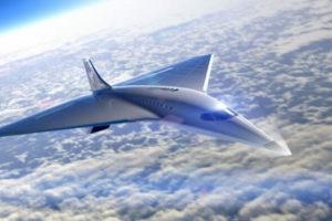 3700 километров в час. Virgin Galactic показала концепт сверхзвукового пассажирского самолета