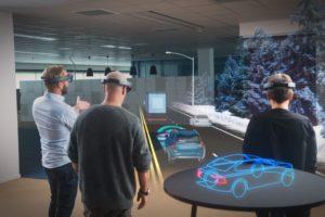 Volvo расскажет о своих автомобилях при помощи очков Microsoft HoloLens