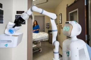 Могут ли роботы ухаживать за пациентами больниц, если у них нет «души»?